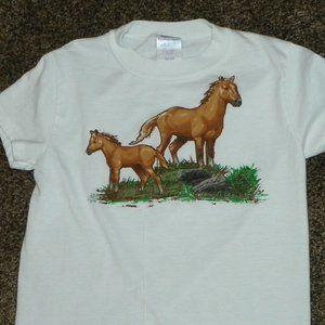 Horse T Shirt Boy 10